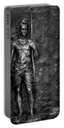 Statue Of Lord Sri Ram Portable Battery Charger