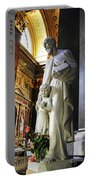 Statue Of St Stephen's Portable Battery Charger