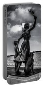 Statue St Clair Mi Portable Battery Charger