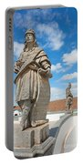 Statues Of Prophets Portable Battery Charger