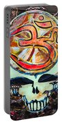 Steal Your Search For The Sound Portable Battery Charger by Kevin J Cooper Artwork