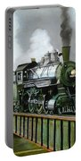 Steam Engine Locomotive Portable Battery Charger