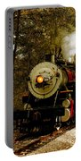 Steam Engine No. 300 Portable Battery Charger by Robert Frederick