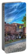 Steam Locomotive No 1151 Norfolk And Western Class M2c Portable Battery Charger