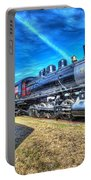 Steam Locomotive No 4 Virginian Class Sa  Portable Battery Charger