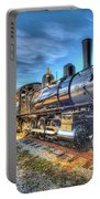 Steam Locomotive No 6 Norfolk And Western Class G-1 Portable Battery Charger
