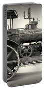 Steam Power Tractor Portable Battery Charger