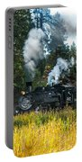 Steam Train 2 Portable Battery Charger