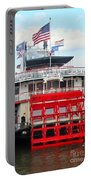 Steamboat Natchez Portable Battery Charger