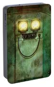 Steampunk - Be Happy Portable Battery Charger