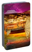 Steampunk - Blimp - Everlasting Wonder Portable Battery Charger