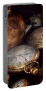 Steampunk - Clock - Time Worn Portable Battery Charger