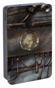 Steampunk - Connections   Portable Battery Charger