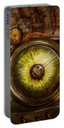 Steampunk - Creepy - Eye On Technology  Portable Battery Charger