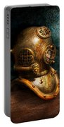 Steampunk - Diving - The Diving Helmet Portable Battery Charger