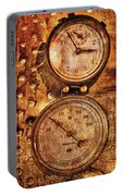 Steampunk - Gauges Portable Battery Charger