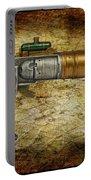 Steampunk - Gun - The Ladies Gun Portable Battery Charger