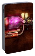 Steampunk - Gun -the Neuralizer Portable Battery Charger