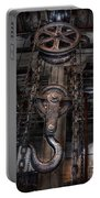 Steampunk - Industrial Strength Portable Battery Charger