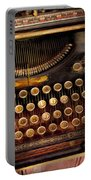Steampunk - Just An Ordinary Typewriter  Portable Battery Charger
