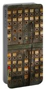 Steampunk - Phones - The Old Switch Board Portable Battery Charger by Mike Savad