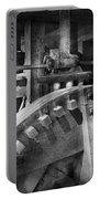 Steampunk - Runs Like Clockwork Portable Battery Charger