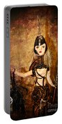 Steampunk - The Headhunter Portable Battery Charger by Paul Ward