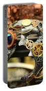 Steampunk - The Mask Portable Battery Charger