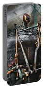 Steampunk - The Steam Engine Portable Battery Charger by Mike Savad