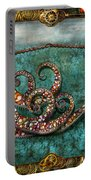 Steampunk - The Tale Of The Kraken Portable Battery Charger