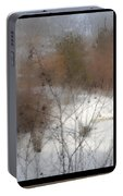 Steamy Window Portable Battery Charger