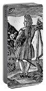 Stede Bonnet (c1688-1718) Portable Battery Charger