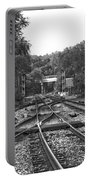 Steel Rail Intersections.   Point Of Rocks Md Portable Battery Charger