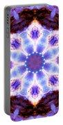 Stellar Spiral Eagle Nebula II Portable Battery Charger