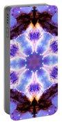 Stellar Spiral Eagle Nebula IIi Portable Battery Charger