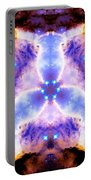 Stellar Spiral Eagle Nebula Vi Portable Battery Charger