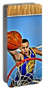 Steph Curry Portable Battery Charger