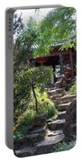 Stepping Into Harmony Portable Battery Charger