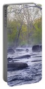 Stepping Stones Portable Battery Charger by Bill Cannon