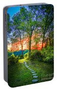 Stepping Stones To The Light Portable Battery Charger