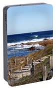 Steps To The Sea Portable Battery Charger