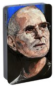 Steven Paul Jobs Portable Battery Charger