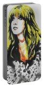 Stevie Nicks 02 Portable Battery Charger