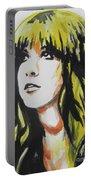 Stevie Nicks 01 Portable Battery Charger