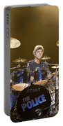 Stewart Copeland Of The Police Portable Battery Charger
