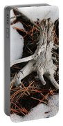 Still In Snow Portable Battery Charger