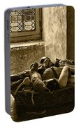 Still Life At Chenonceau Portable Battery Charger