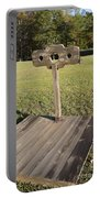 Stockade Ninety Six National Historic Site Portable Battery Charger