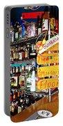 Stocked Bar At Jax Portable Battery Charger
