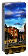 Stockholm In Color Portable Battery Charger